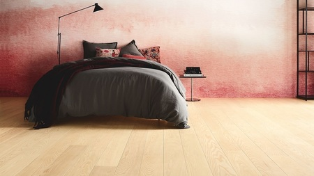 Shade Jesion Linen White Plank
